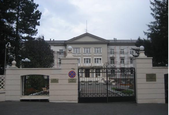 Санаторий им. Сеченова